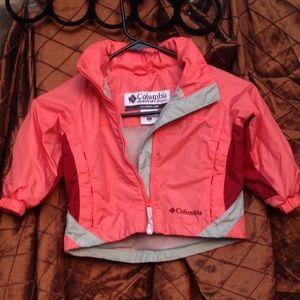 Columbia toddler Jacket size 2T